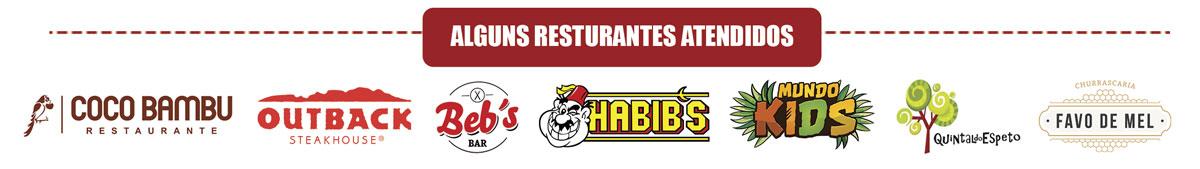 Restaurantes Atendidos Pela Nogueira Brinquedos