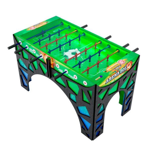 Arena Gol Nogueira Brinquedos Pebolim Totó