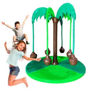 Gira Gira Coqueiro Maluco | Brinquedo Mecânico