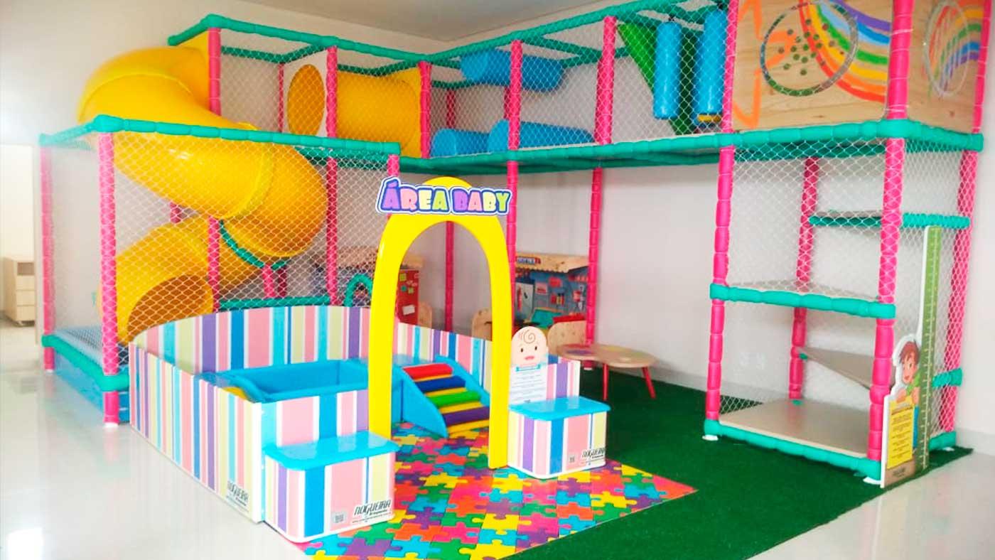 Brinquedoteca Para Loja Infantil Nogueira Brinquedos