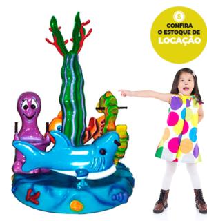Brinquedos Para Locação