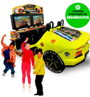 Brinquedos Seminovos e Locação