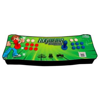 Fliperama Portátil | Controle Arcade com 1000 Jogos
